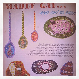 Madly gay...and oh so easy!...when gay meant other things ;-)