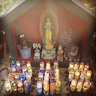 shrine #latergram | by sarahwulfeck
