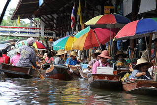 Floating Market | by didithoe