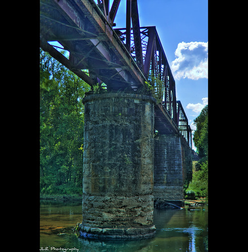 old railroad bridge nature rural train landscape outdoors photography photo nikon rust tennessee piers rusty engineering weathered thesouth railroadbridge traintrack hdr 2012 wondersofoxidation trainbridge cumberlandplateau connections ruralamerica engineeringasart railroadtrack crosstie photomatix putnamcounty cookevilletn bracketed rustystuff stonepiers middletennessee trussbridge ruraltennessee bridgesoftheworld ofandbyengineers ruralview bridgesinhdr d5000 southernlandscape hdraddicted southernphotography engineeringisart jlrphotography multispantrussbridge photographyforgod nikond5000 worldhdr rustyrides engineerswithcameras god'sartwork nature'spaintbrush