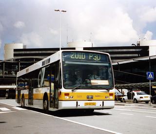 NZH bus 569 Schiphol Centrum