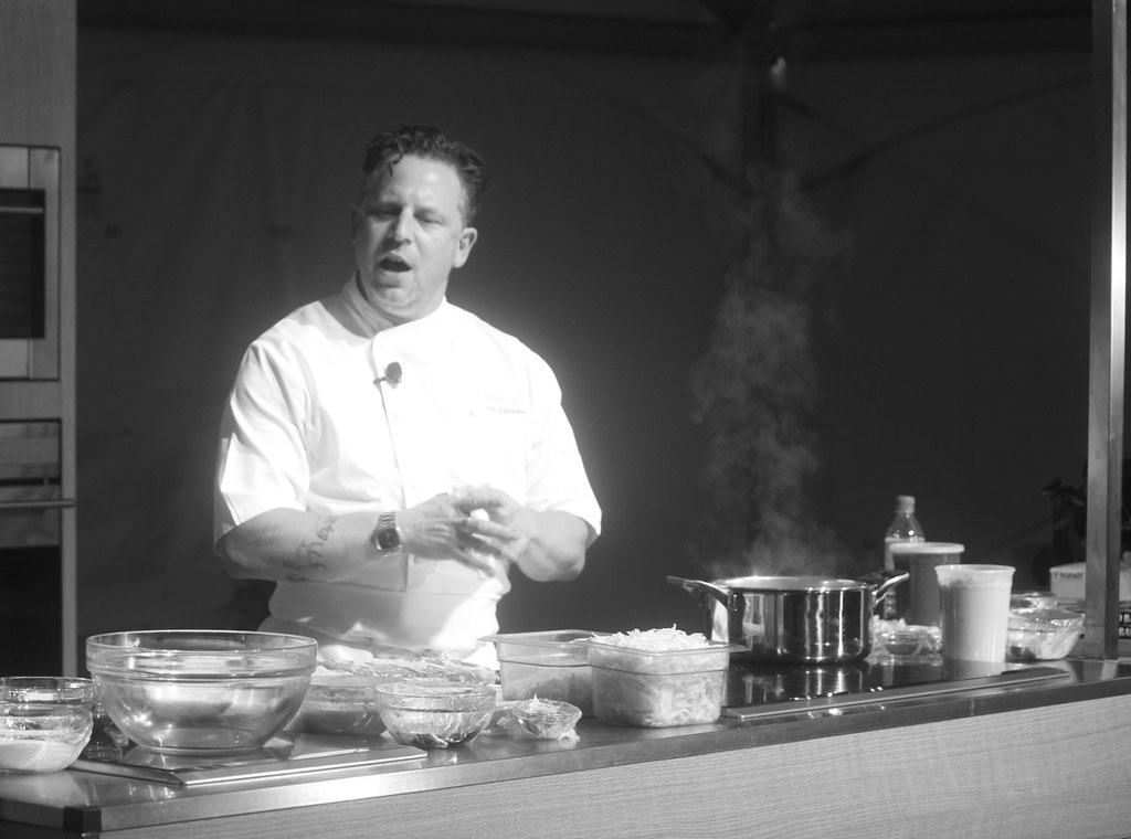 Francois Illas New Tradition: Boston Food And Wine Festival Wgbh September 15 2012 Chef