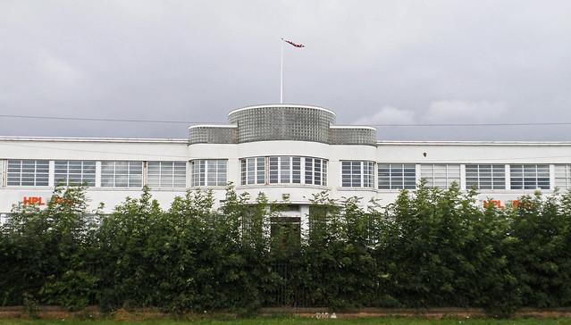 HPL Proto Factory, Birmingham Road Allesley