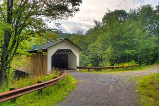 Hutchins Covered Bridge | by jcbwalsh