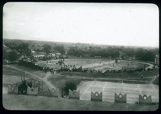 Track meet at Pomona College (1901)