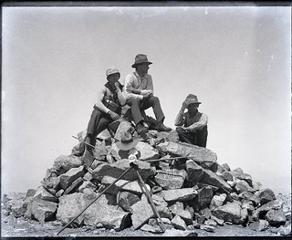 Mt. Baldy trip for Pomona College students (1903)