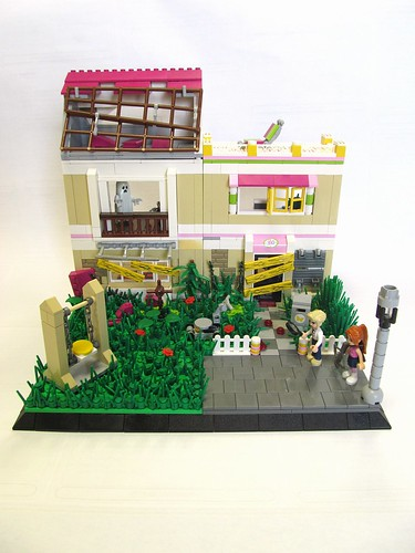 Eurobricks SoF Olivia's Haunted House.. | by Hammerstein NWC