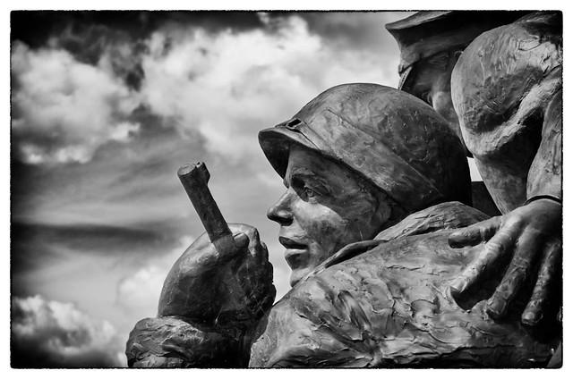 Sculpture Utah Beach
