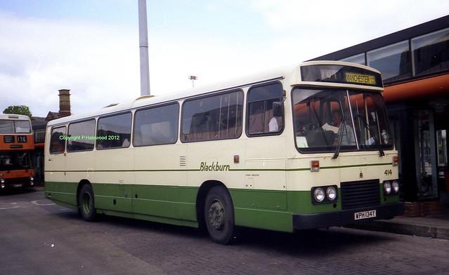 Blackburn 414 (WPH134Y)