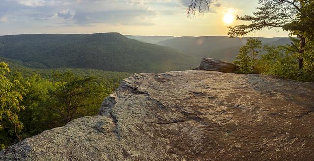 Welch Point, Bridgestone Firestone WMA, White County, Tennessee 2