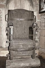 The Inquisition Chair