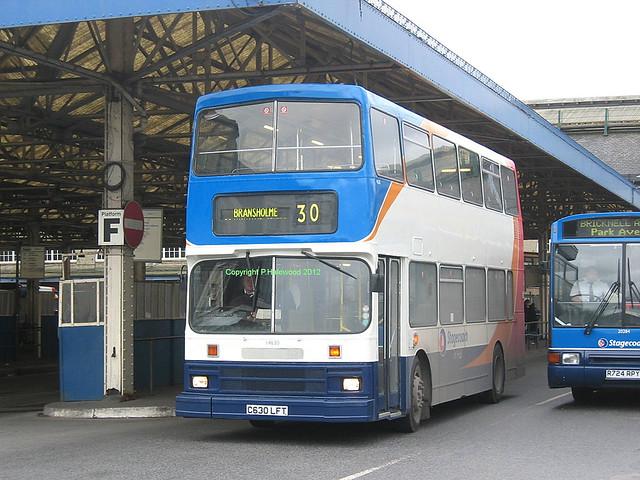Stageoach KHCT 14630 (C630LFT)