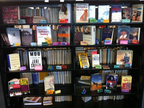 Recycled Reads, 9/20/12   by Anita Dalton