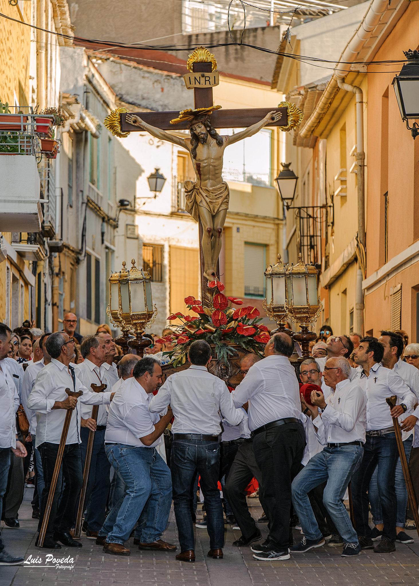 (2018-06-22) - Vía Crucis bajada - Luis Poveda Galiano (06)