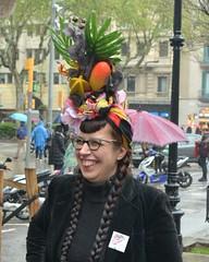 XIV Paseo con sombrero