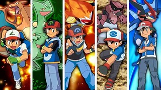 Ash_ketchum_and_his_strongest_pokemon | by DReager100