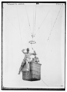 Parachute jumper (LOC) | by The Library of Congress