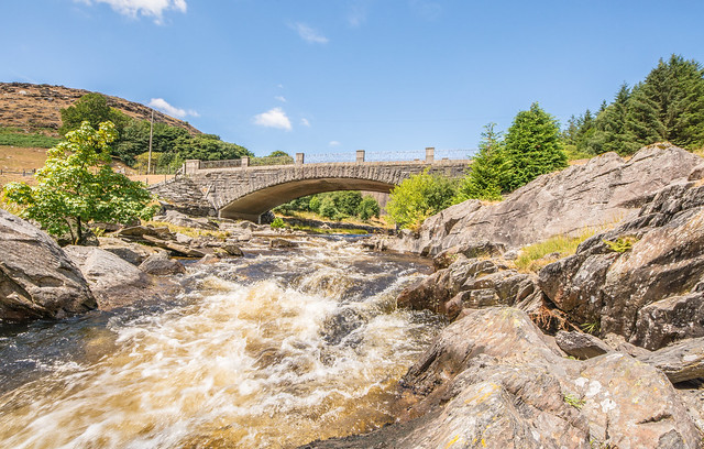 The Elan Valley ,Mid Wales