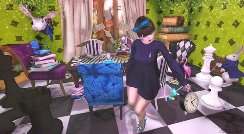 ~ Look 983 ~ Alice in Wonderland