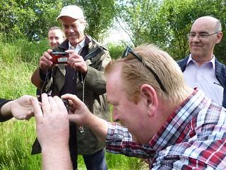 IRWC visits Turraun Wetlands, Co. Offaly, July 2013 | by Irish Ramsar Wetlands