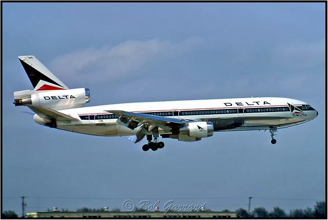 N605DA Delta Air Lines