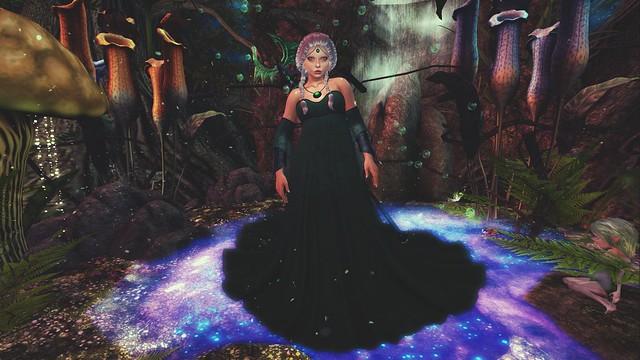 Wading In - Fantasy Faire  2018