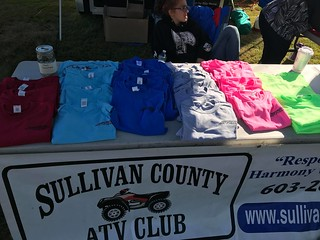 New colors for our shirts | by Sullivan County ATV Club