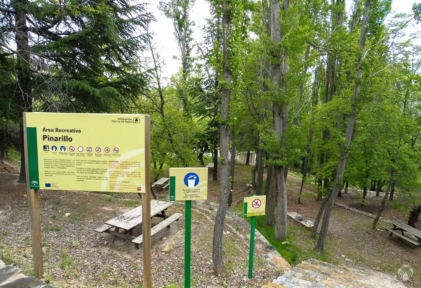 Área recreativa del Pinarillo