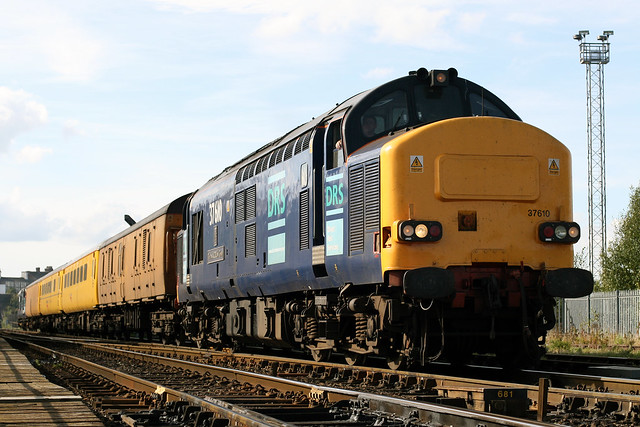 37610 'The Malcolm Group' and 37606