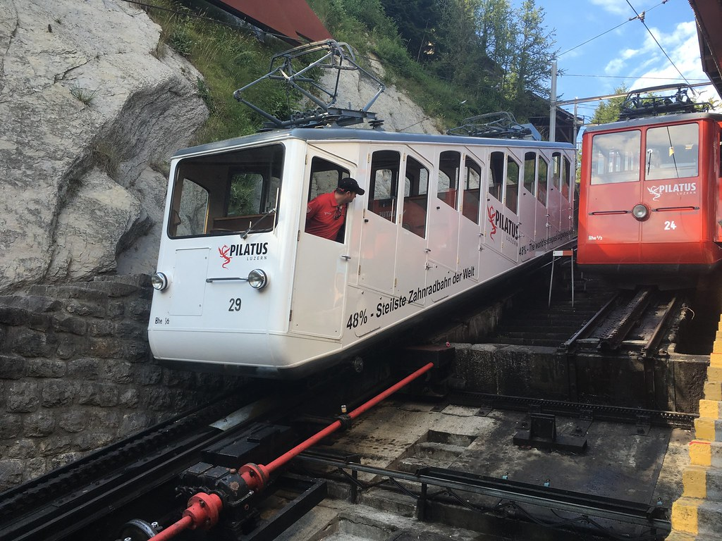Pilatusbahn - Bhe 1/2 29