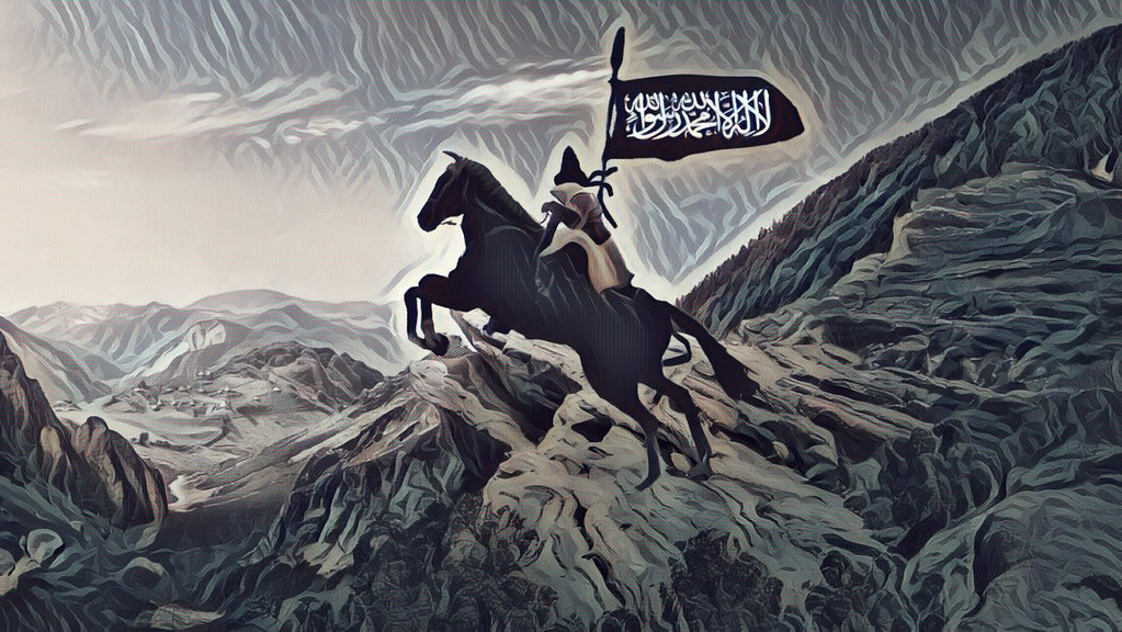 Wallpaper jihad Ipad Retina