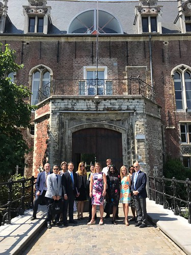 Flanders inspires at KU Leuven | by Fulbright Brussels