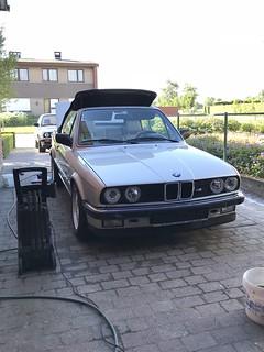 Bmw e30 320i cabrio | by jentl.braem
