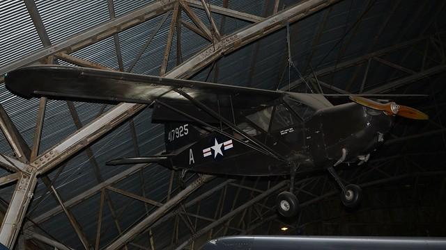 Stinson 76 L-5E Sentinel 44-17925 in Fort Worth