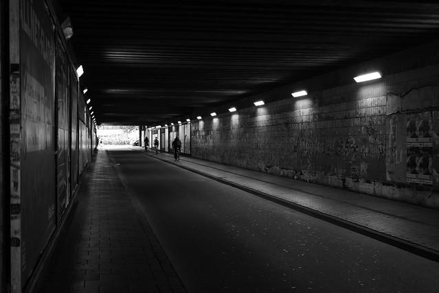 Straßentunnel/ Road tunnel
