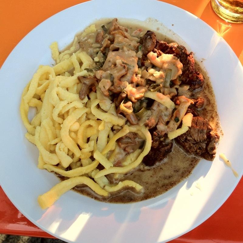 . Filetspitzen Mit Sp tzle   Bochum kulinarisch   Spotted on F    Flickr