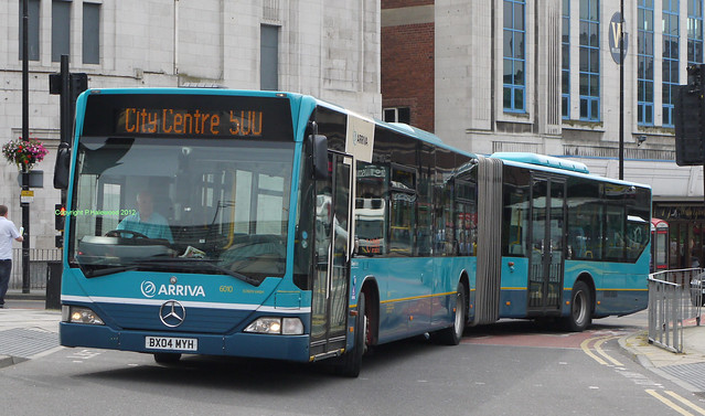 Arriva Merseyside 6010 (BX04MYH)