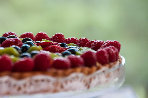 Fruit Tart | by shawncampbell