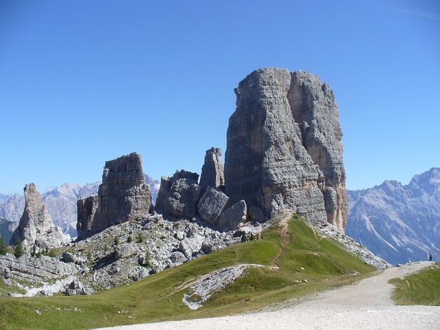 Cinque Torri - Cortina d'Ampezzo (Bl - It)