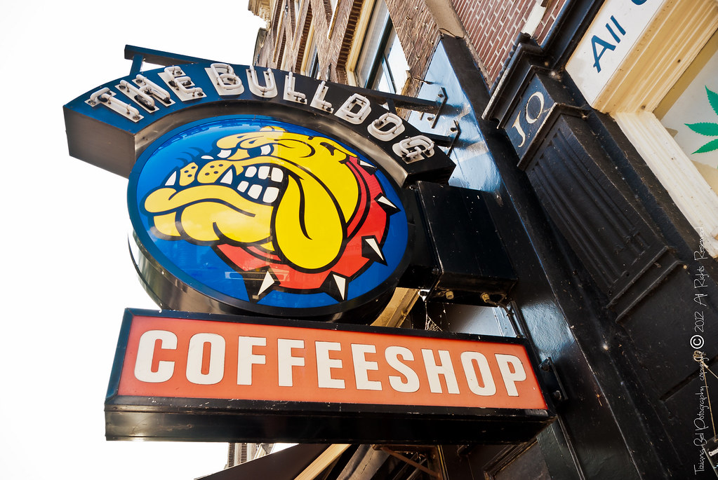 The Bulldog CoffeeShop