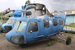 Unmarked Mil Mi-2 Ex :- Czech Air Force ( C/n 517743082 )