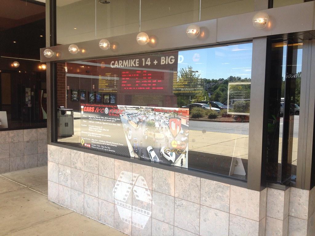 Carmike Hickory Nc >> Carmike 14 Valley Hills Mall Amc Hickory Ridge 14 Hi