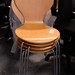 Beech shell chair €30