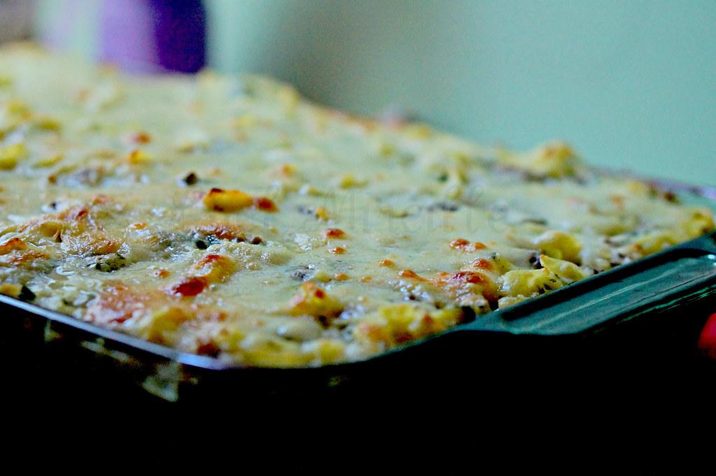 Turkish Mac and Cheese -edit