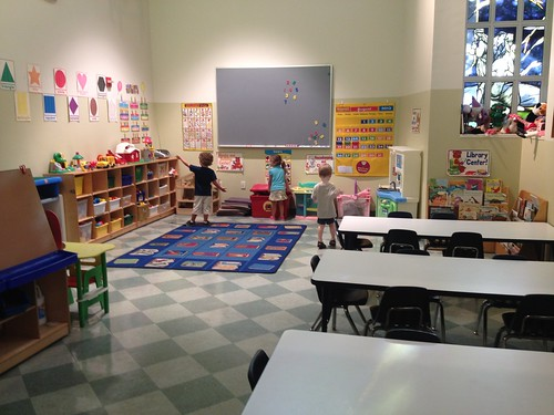 First Day of Preschool | by California Harts