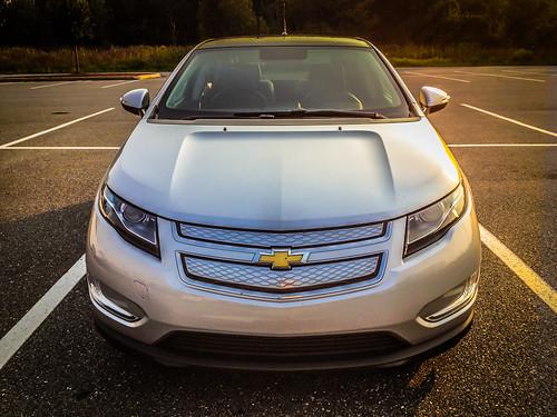 2012 Chevy Volt Photo