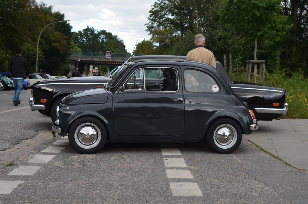 Fiat Cinquecento Nuova