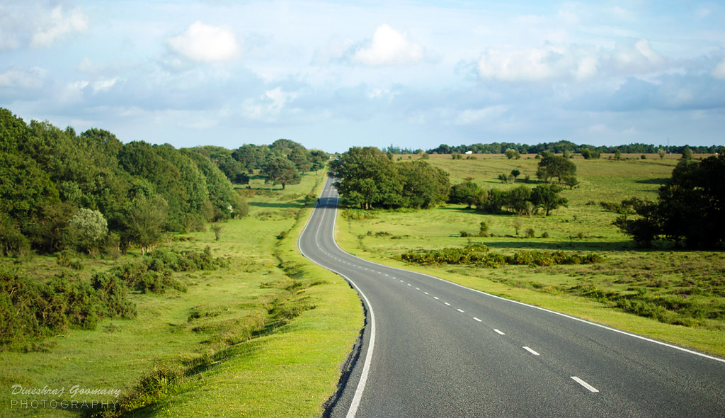 Country road | Dineshraj Goomany | Flickr