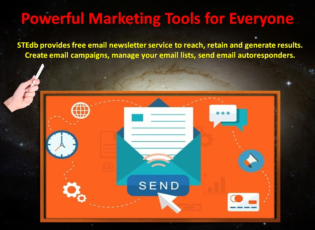 Bulk Email Service Provide & Software - STEdb | Follow Us : … | Flickr