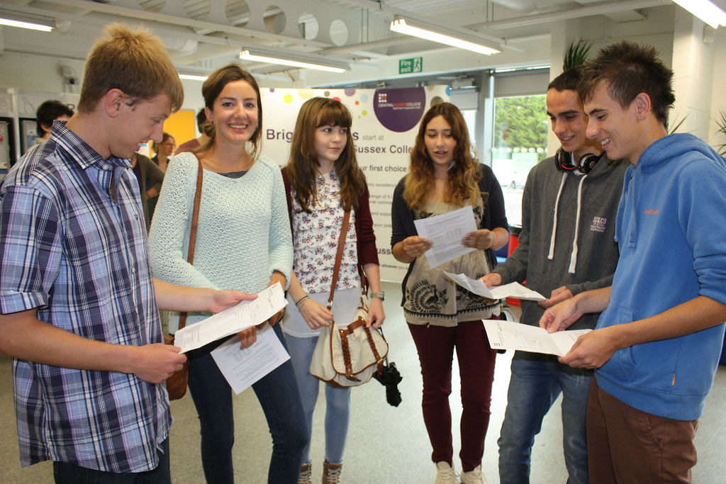 Results Day 2012